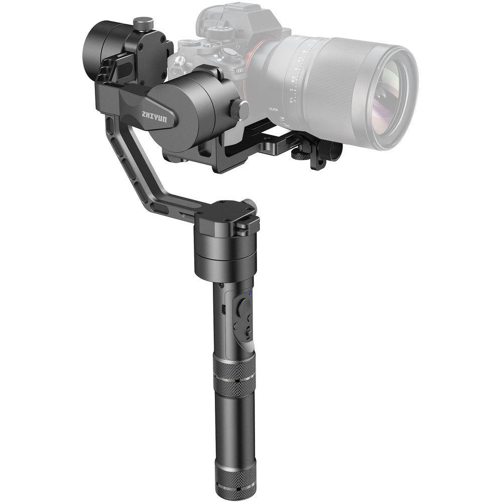Zhiyun Crane Plus 3 voor Mirrorless Camera