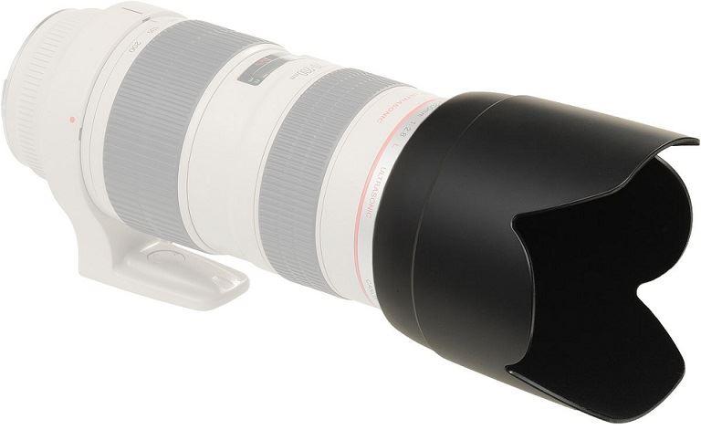 CML ET-83B II Zonnekap voor Canon EF 200/2.8L USM II