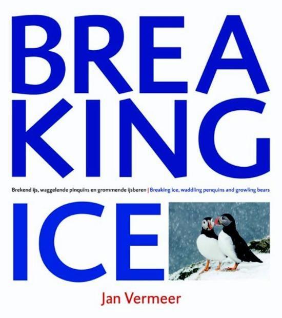 Boek Breaking Ice - Jan Vermeer