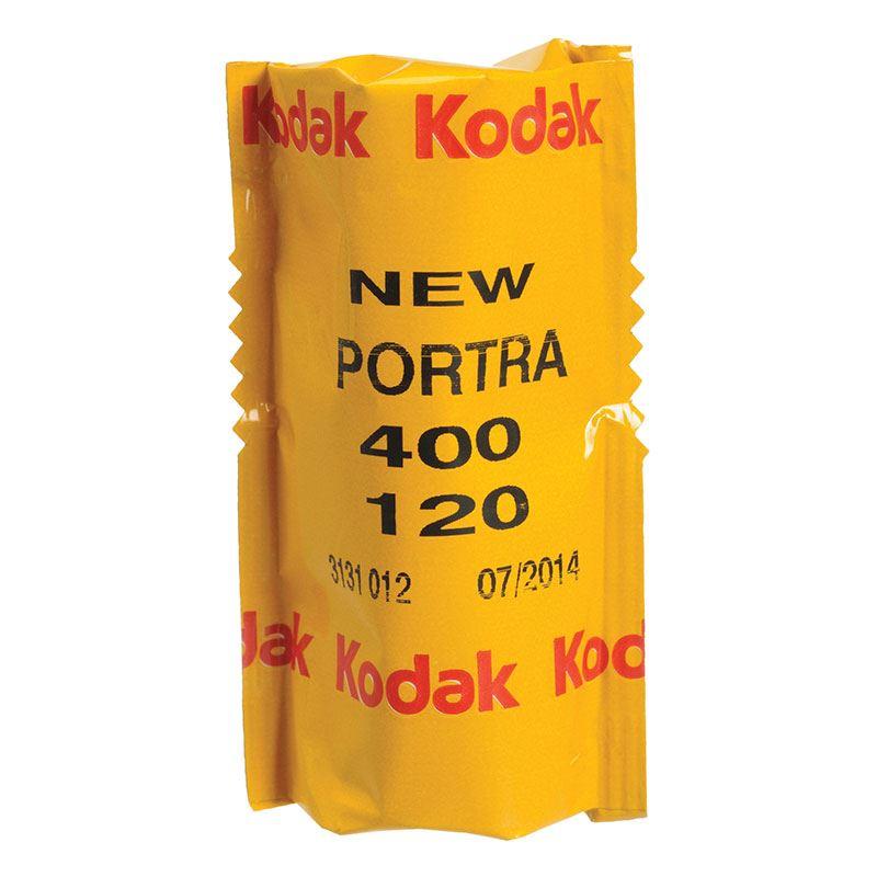 Kodak Portra 400 120 5pak