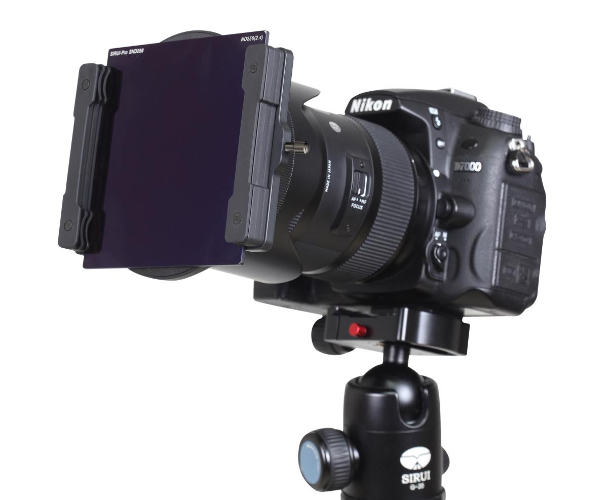 Sirui Filter Holder NDH100 (w- slim CPL filter) 100mm