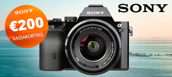 Sony A7 Summer Deal