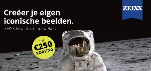 Tot €250 korting op ZEISS objectieven!