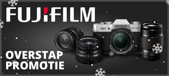 Fujifilm Overstap Promotie