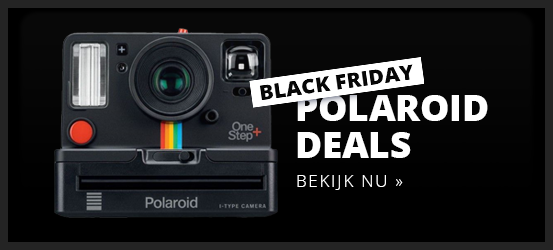 Black Friday - Polaroid Deals