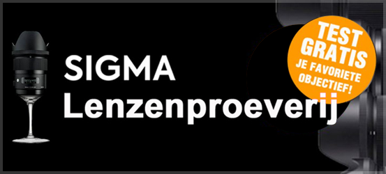 Sigma Lenzenproeverij