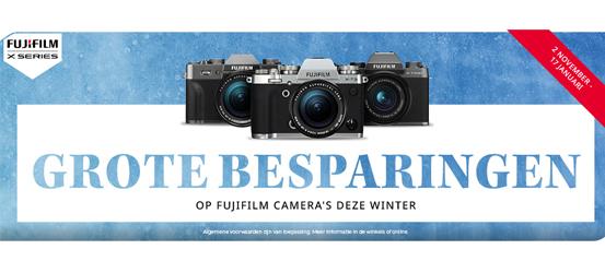 Fujifilm Winter Promotie