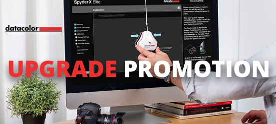Datacolor Upgrade Promotion