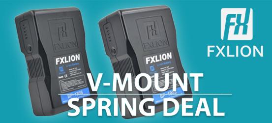 Geweldige Fxlion Spring Deal