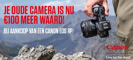 Canon EOS RP Inruilactie