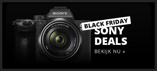 Black Friday - Sony Deals