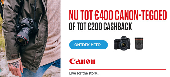 Canon Spring Promotions