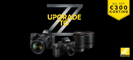 Nikon Z Upgrade Promotion