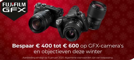 Fuji GFX Winter Promotion