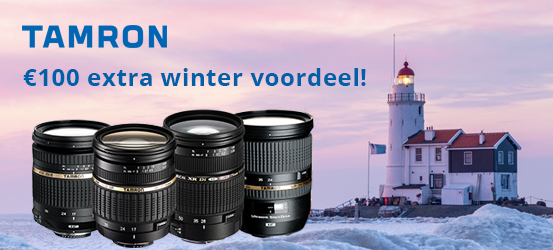 Tamron Winter Cashback