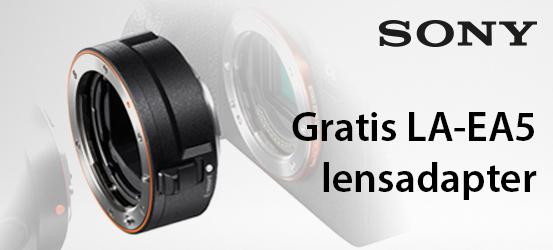 Gratis Sony LA-EA5 Lens Adapter