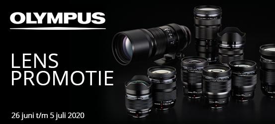 Olympus Lens Promotie