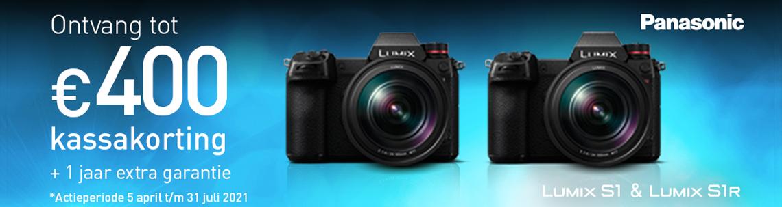 Panasonic Lumix S1 & S1R kassakorting