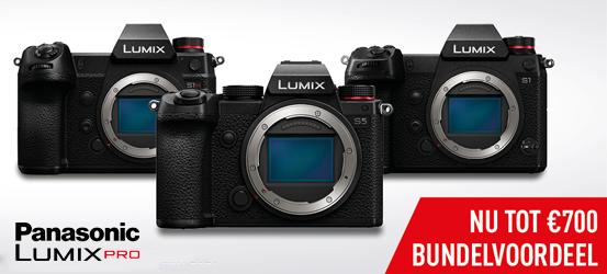 Panasonic Lumix S Bundelpromotie