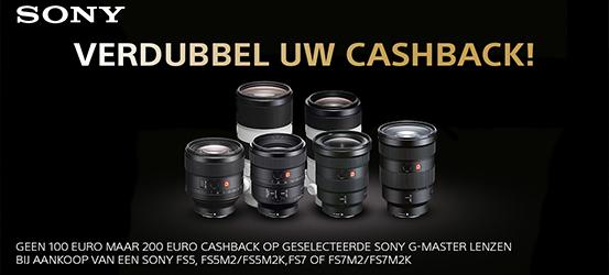 Sony Double Cashback