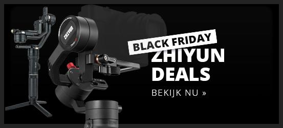 Black Friday - Zhiyun Deals
