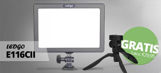 Ledgo E116CII met gratis LG-L11