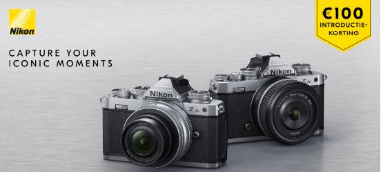 Nikon Z fc introductiekorting