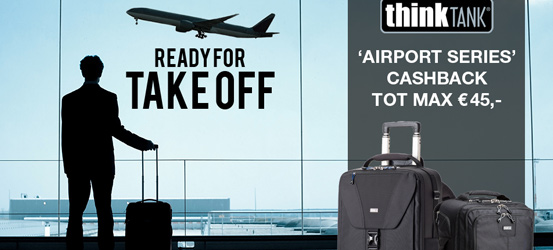 Think Tank Airport Cashback