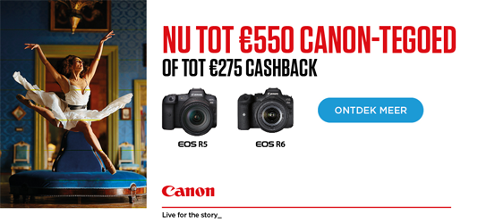 Canon EOS R5 R6 Summer Promotions