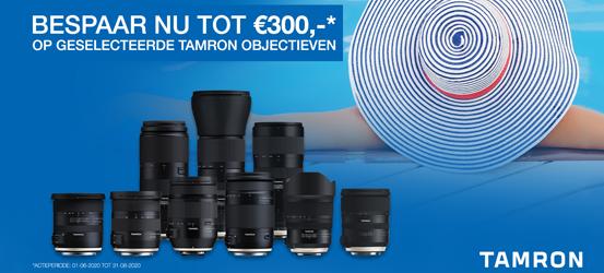 Tamron Lens promotie