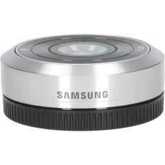 Tweedehands Samsung NX-M 9mm f/3.5 ED - Zilver CM4567