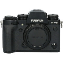Tweedehands Fujifilm X-T3 Body Zwart CM9914