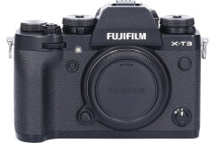 Tweedehands Fujifilm X-T3 Body Zwart  Sn.:CM5559