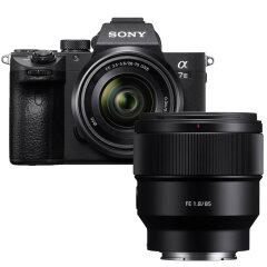 Sony A7 III + 28-70mm + 85mm f/1.8