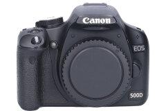 Tweedehands Canon EOS 500D - Body Sn.:CM6457