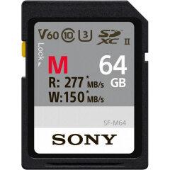 Sony Professional UHS-2 SDXC Card 64GB