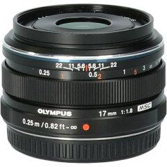 Tweedehands Olympus M.Zuiko Digital ED 17mm f/1.8 - Zwart CM9264