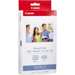Canon KP-36IP 10X15 36 foto's, voor Selphy printers