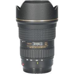 Tweedehands Tokina 16-28mm f/2.8 AT-X PRO FX Canon CM3262