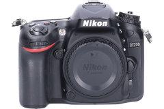 Tweedehands Nikon D7200 Body Sn.:CM3429