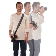Joby UltraFit Sling Strap camerariem voor heren