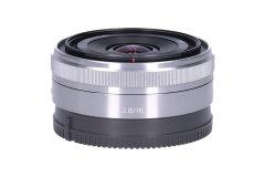 Tweedehands Sony 16mm f/2.8 CM8536