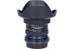 Demomodel Laowa 15mm f/4.0 1x Wide Angle Macro Canon EF CM7556