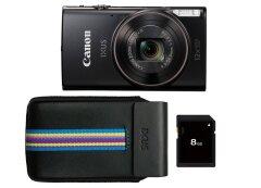 Canon IXUS 285 Essentials Kit Zwart