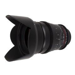 Samyang 35mm T1.5 ED AS IF UMC VDSLR II Micro 4/3