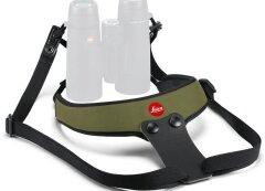 Leica Neoprene Binocular Sport Strap - Olive Green