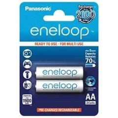Eneloop AA Batterijen (2 stuks)