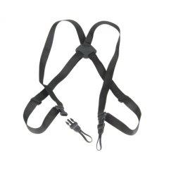 Op/Tech Bino/cam harness nylon black