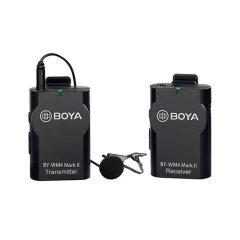 Boya BY-WM4 Mark II Microfoon Draadloos voor DSLR en Smartphone