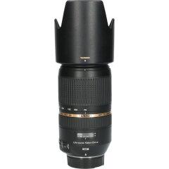 Tweedehands Tamron SP 70-300mm f/4-5.6 Di VC USD Nikon CM4904